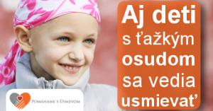 medzinárdodný deň detí s rakovinou